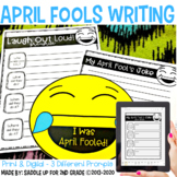 April Fools Day Writing: 3 Different Prompts