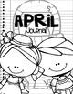 April Journal Prompts
