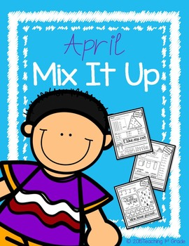 April- Mix It Up