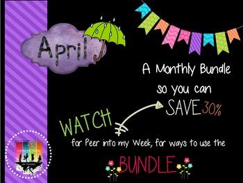 April Monthly Bundle Deal