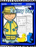 Rainy Day NO PREP Packet