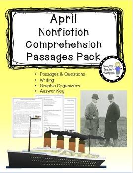 April Nonfiction Passages
