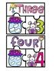 April Number Puzzles 1-10