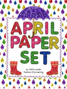Writing Paper for April