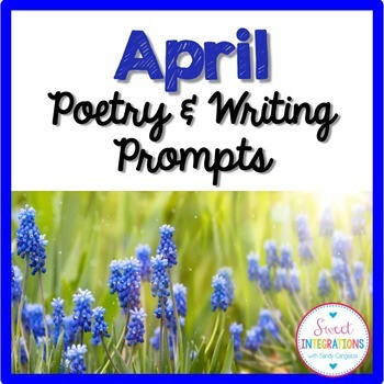 April Writing Promps