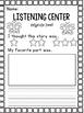 ☂ April QR Code Listening Center ☂