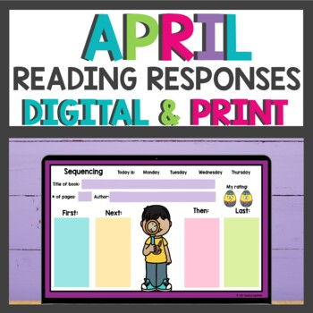 Reading Homework for April