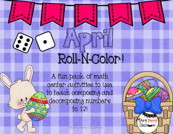 April Roll -N- Color