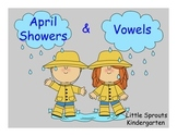 April Short and Long Vowel Write the room