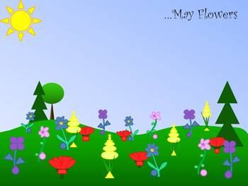 April Showers…May Flowers - Fractions, Multiplication and