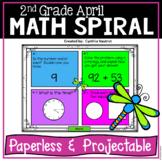 2nd Grade Math - April