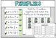 April Spring Math Centers First Grade