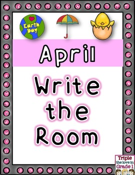 April Write the Room