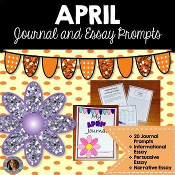 April Writing Bundle