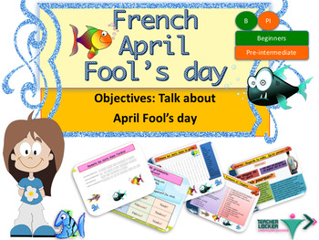 April fools' day in French for beginners
