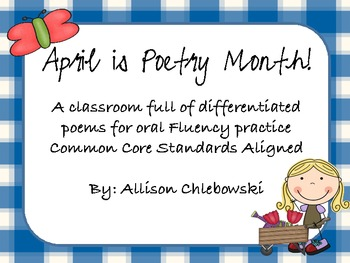 April is Poetry Month!