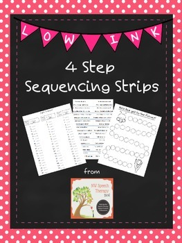 4 Step Sequencing Strips
