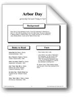Arbor Day: Making Books