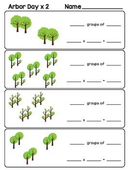 Arbor Day Multiplication