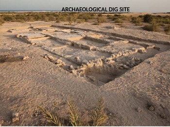Archaeological Dig PPT
