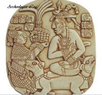 Archaeologist Log - After Egypt Study - Mayan Artifacts