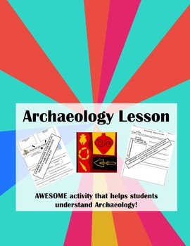 Archaeology and Cactus Hill - Hands-on activity to engage