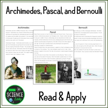 Archimedes, Pascal and Bernoulli