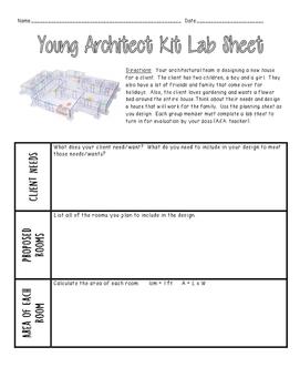 Architect Kit Lab Sheet