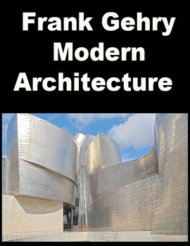 Architecture-  Modern Architecture Master -Frank Gehry Pow