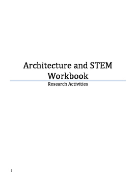 Architecture and Engineering Workbook