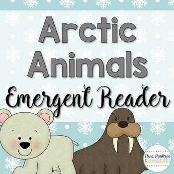 Arctic Animal Emergent Readers