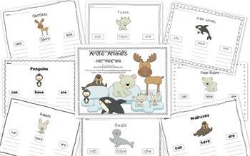Arctic Animal Investigations
