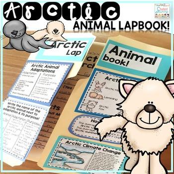 Arctic Animals Lapbook