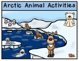 Arctic Animals: 11 Varied Activities