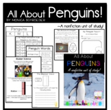 All About Penguins: A Nonfiction Book Study