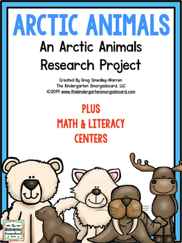 Arctic Animals Research Project!
