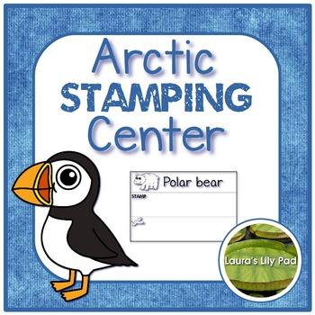 Arctic Animals Stamping