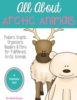 Arctic Animals Thematic Unit