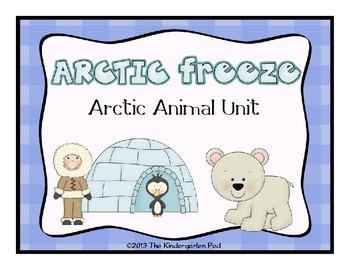Arctic Freeze! - Arctic Animal Unit