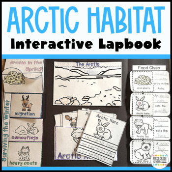 Arctic: Interactive Lapbook