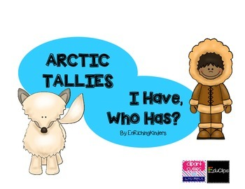 Arctic Tallies: I have, Who has?