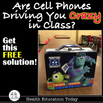 Are Cell Phones Driving You Crazy in Class?:  Get This Sol