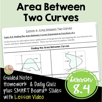 Calculus: Area Two Curves