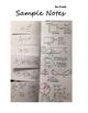 Area Formulas- Foldable
