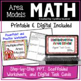 Area Models for Multiplication