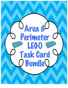 Area & Perimeter Lego Task Cards