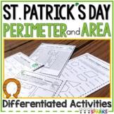 Saint Patrick's Day Leprechaun Area & Perimeter Gardens