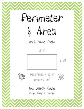Area & Perimeter with Basic Facts