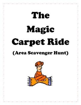 Area Scavenger Hunt