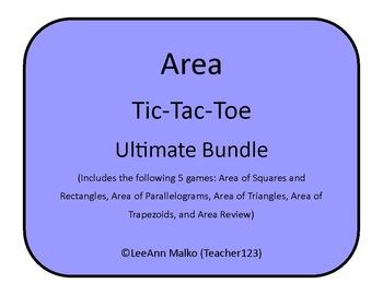 Area Tic-Tac-Toe - Ultimate Bundle